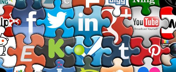 social media jigsaw puzzle