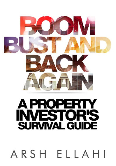 Boom Bust & Back Again by Arsh Ellahi