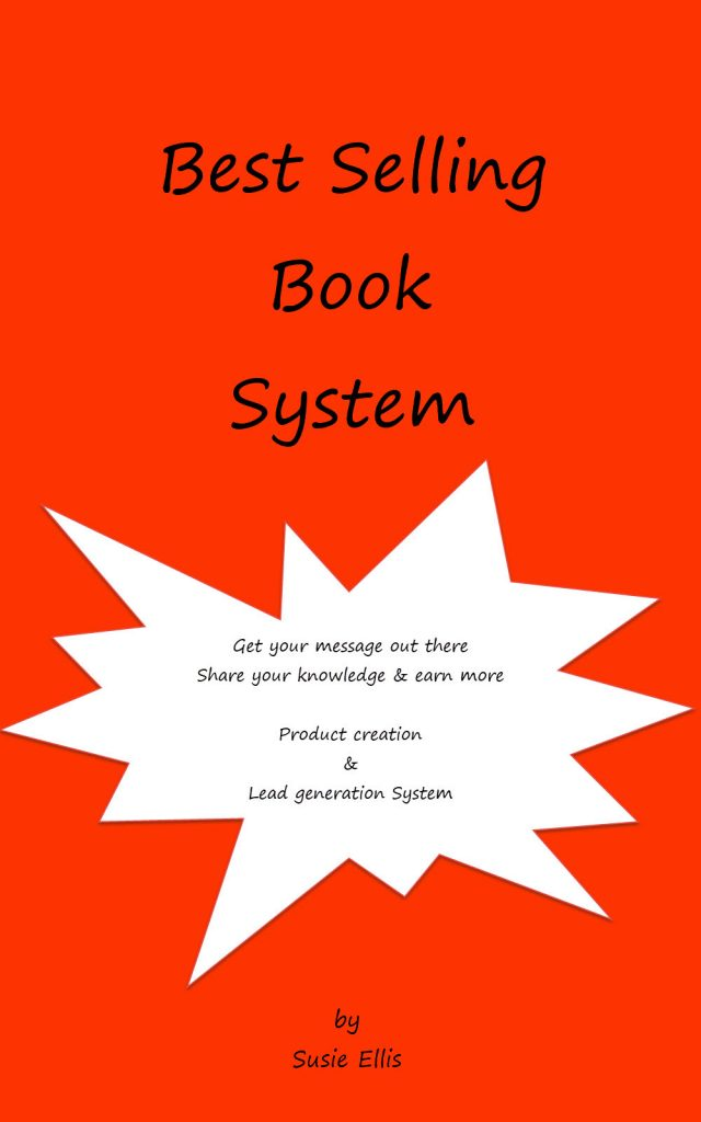 best selling book system front cover