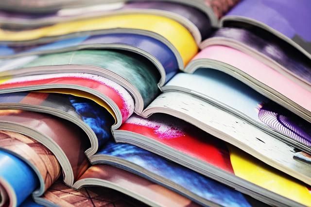 magazines kconcha pixabay